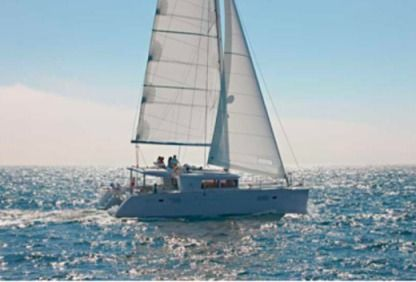 Location Catamaran Lagoon 450 Antigua-et-Barbuda