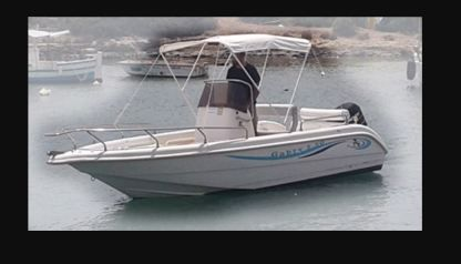 Charter Motorboat Gabry 5.50 Arenella