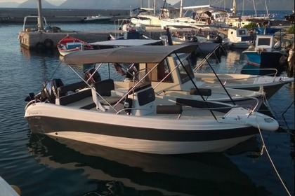 Hire Motorboat Karel BLACK PEARL 5.00 Kefalonia