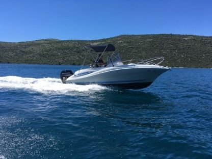 Charter Motorboat Quicksilver 555 Commander Trogir