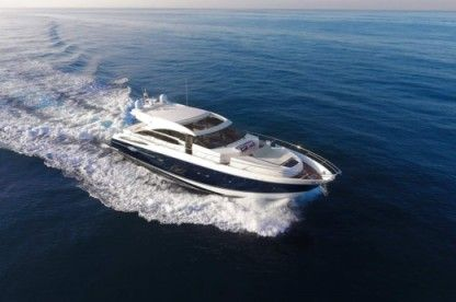 Rental Motorboat Princess 72 Marina del Rey