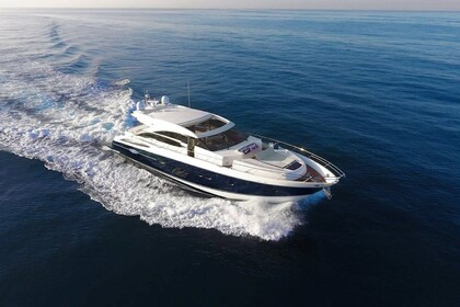 Hire Motorboat PRINCESS 72 Marina del Rey