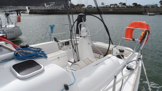 DUFOUR 34 Perf in Lorient for hire