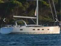Sailboat Jeanneau 64 for hire
