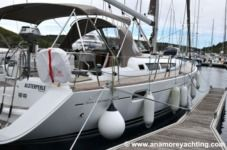Sailboat Jeanneau Sun Odyssey 42I for hire