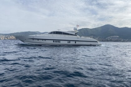 Location Yacht Cantieri dell'Arno Leopard 27 Open Gênes