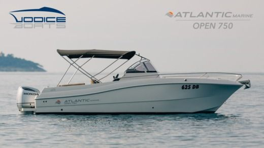 ATLANTIC 750 SUN CRUISER in Split zu vermieten