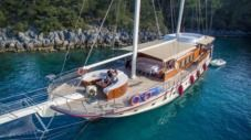 Charter Sailboat Ece Yachting Ketch Fethiye