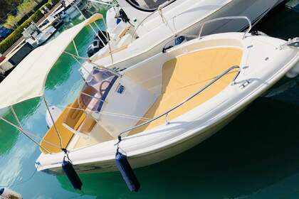 Rental Motorboat Ranieri Shark 19 Tropea