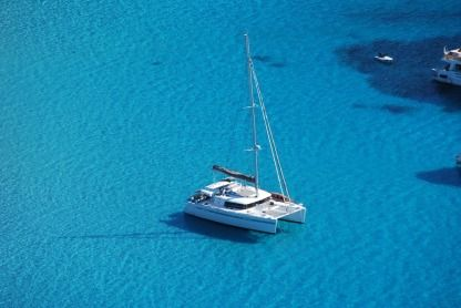 Location Catamaran Lagoon 450 F Porto-Vecchio