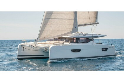 Rental Catamaran Fountaine Pajot  Astrea 42 Sukošan
