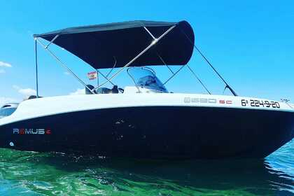 Hire Motorboat Remus 620 Torrevieja