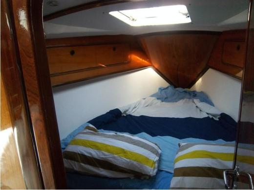 Sailboat BENETEAU FIRST405 peer-to-peer
