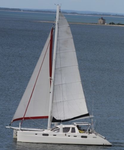 Rental Catamaran Catana 582 Ocean Class Cruising Sag Harbor