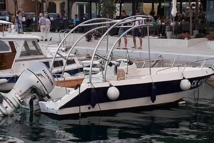 Rental Motorboat BALT 660 Selce