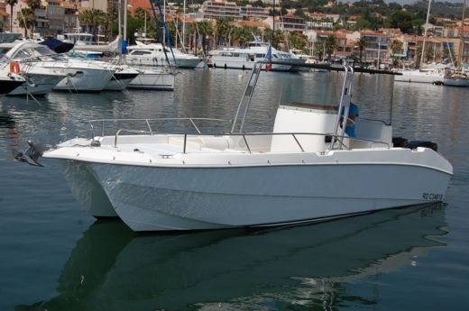 Pulsar Marine Pulsar Open in Bandol for hire