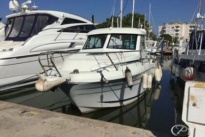 Hire Motorboat Starfisher 840 Burela