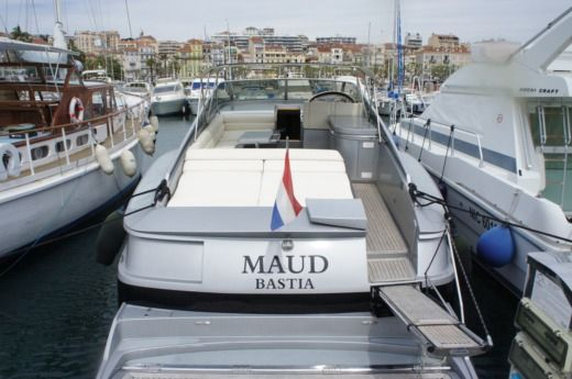 SOLARE BLADE MARINE 50 in Cannes for hire