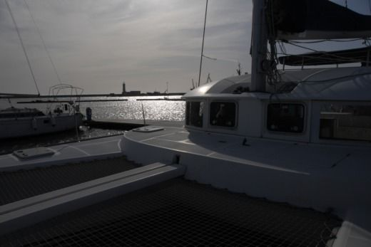 Lagoon 380 in Trapani for hire