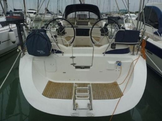 Charter Sailboat Bavaria 51 Athens