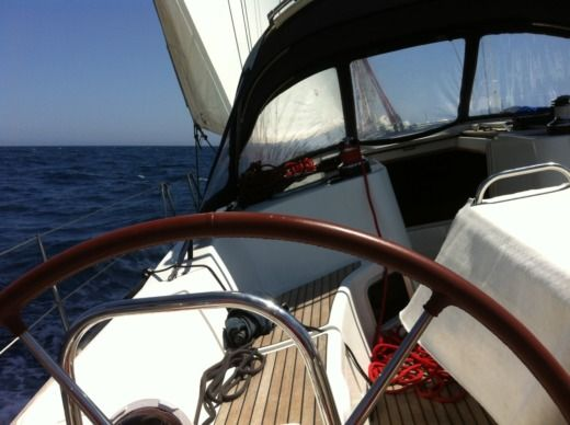 Sailboat JEANNEAU SUN ODYSSEY 44i Performance for hire