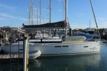 Rental Sailboat Jeanneau Sun Odyssey 419 Key West