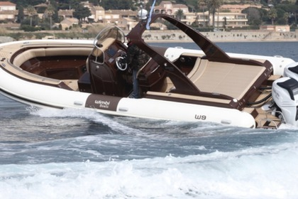 Location Semi-rigide Wimbi boats Wimbi 9,50 Fréjus