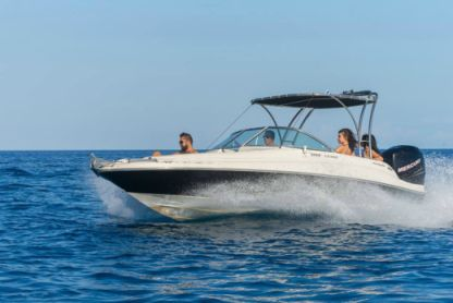 Charter Motorboat Sea Ray 580 Rhodes
