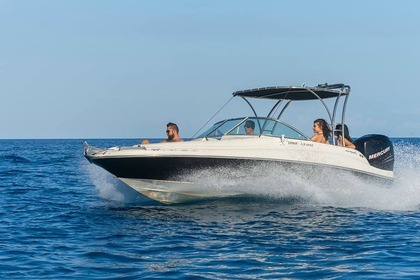 Hire Motorboat Sea Ray 580 Rhodes
