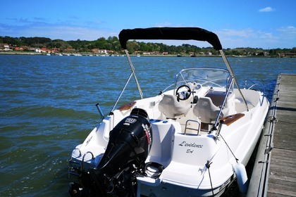 Miete Motorboot QUICKSILVER 635 COMMANDER (Moteur 2021 neuf) Anglet