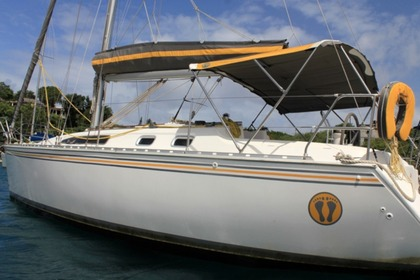 Charter Sailboat Jeanneau Sun Odyssey 34 Saint Vincent and the Grenadines