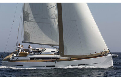 Rental Sailboat Dufour Dufour 460 Grand Large Nikiti