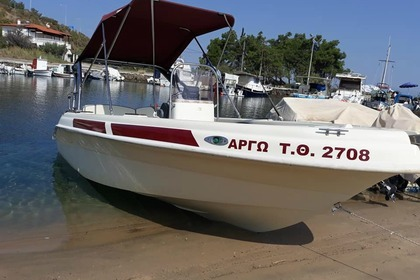 Rental Motorboat Karel 500 Chalkidiki