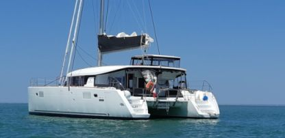 Location Catamaran Lagoon 450S La Rochelle