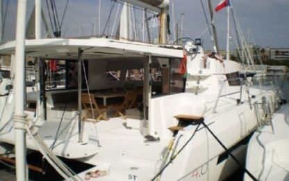 Rental Catamaran Bali Bali 4.0 With Watermaker Grenada