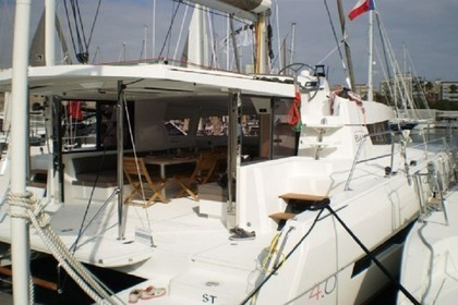 Charter Catamaran Bali Bali 4.0 with watermaker Grenada