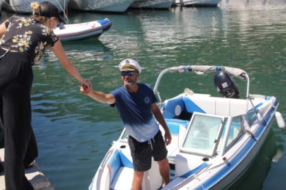 Rental Motorboat Sunbird Corsair 150 Beaulieu-sur-Mer