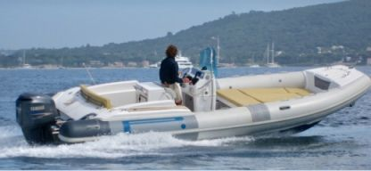 Rental Motorboat Pirelli 770 Cannes