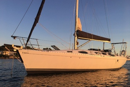 Charter Sailboat Beneteau First 38s5 Bonifacio