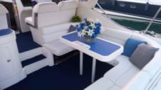 Motorboat Princess Riviera 366 for hire