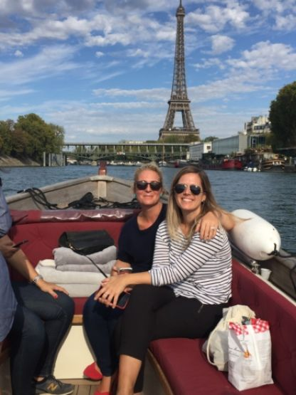 Rental Motorboat Victoriasloep Open 720 Paris