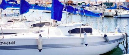 Rental Sailboat Puma 29 Cartagena