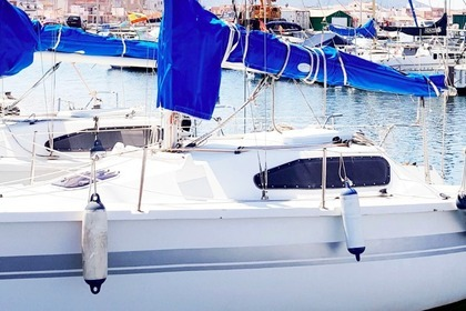 Charter Sailboat Puma 29 Cartagena