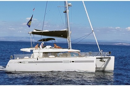 Location Catamaran LAGOON Lagoon 450 with watermaker & A/C - PLUS Phuket