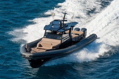 Charter RIB SEA WATER PHANTOM 500 Bonifacio