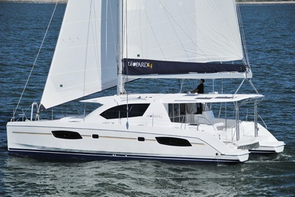 Rental Catamaran Robertson & Caine Leopard 44 O.V. with watermaker & A/C - PLUS Fajardo