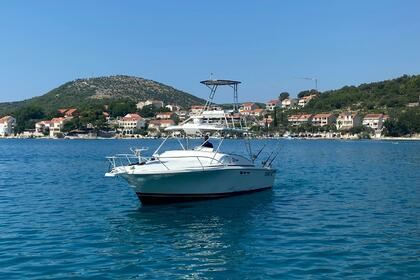 Rental Motorboat Luhrs 29 Tournament Dubrovnik
