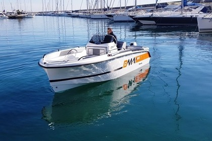 Hire Motorboat BMA X199 Bordighera