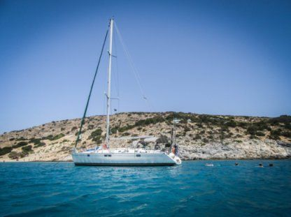 Rental Sailboat Beneteau Oceanis 440 Naxos