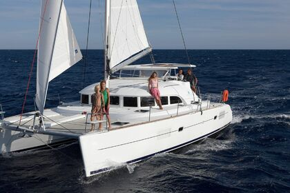 Location Catamaran Lagoon Lagoon 380 Le Marin